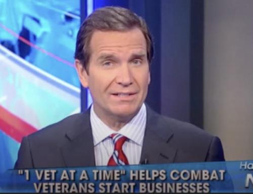VIDEO:  Mike Tobin of Fox News on VETERAN BUSINESS PROJECT