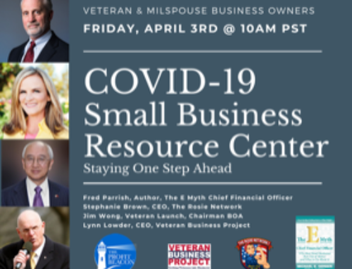 Webinar COVID-19 Small Business survival